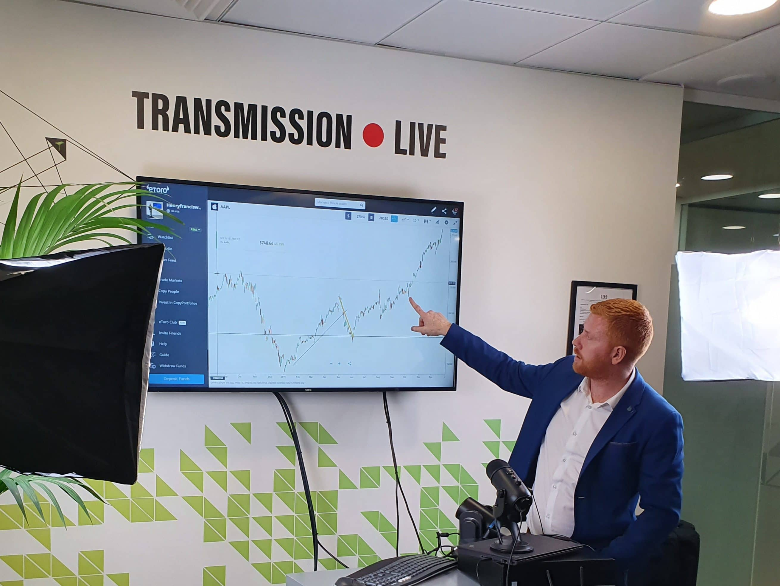 Webinars are great for those who cannot attend eToro's highly-acclaimed face-to-face trading courses but would like to learn online.
