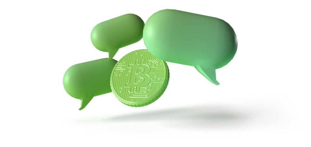 Recent changes in opinion of bitcoin